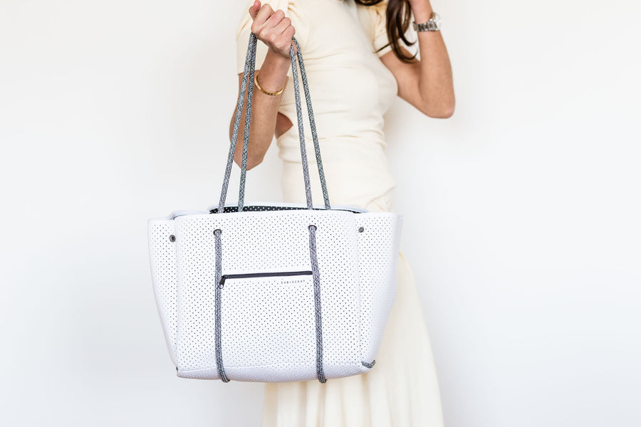 CS Carryall - White