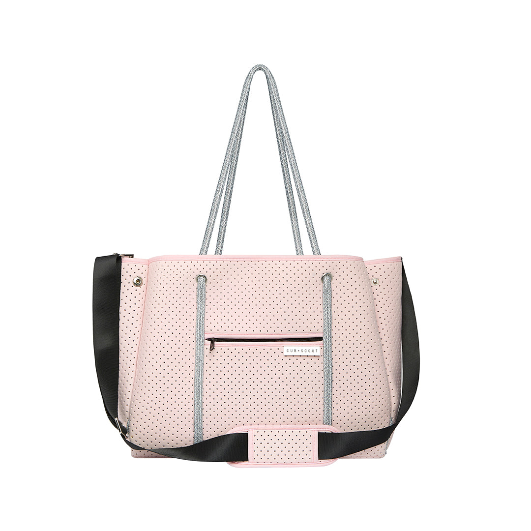 THE LEADER CARRYALL - BLUSH - AW19