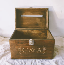 CUSTOM BOX QUOTE - Natural Wooden Box Co.