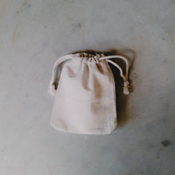 BURLAP DRAWSTRING BAG - Natural Wooden Box Co.