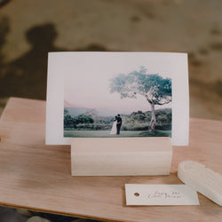 PRINT BLOCK - Natural Wooden Box Co.