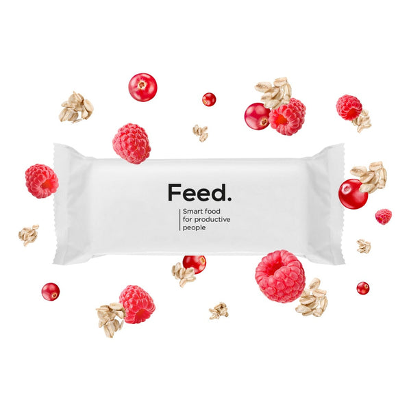 Feed ready to eat fruits rouges remplace repas complet