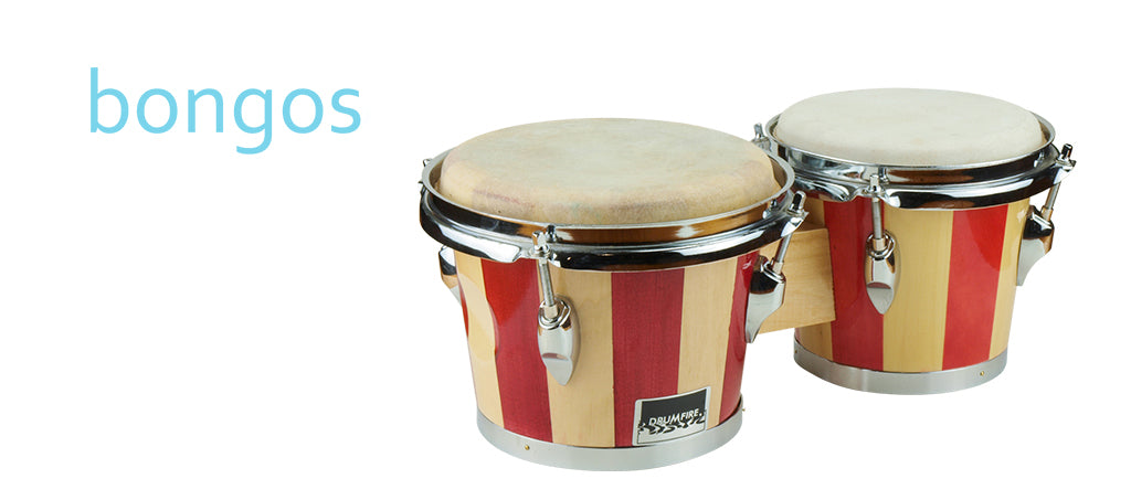 Muso City Percussion: Bongos
