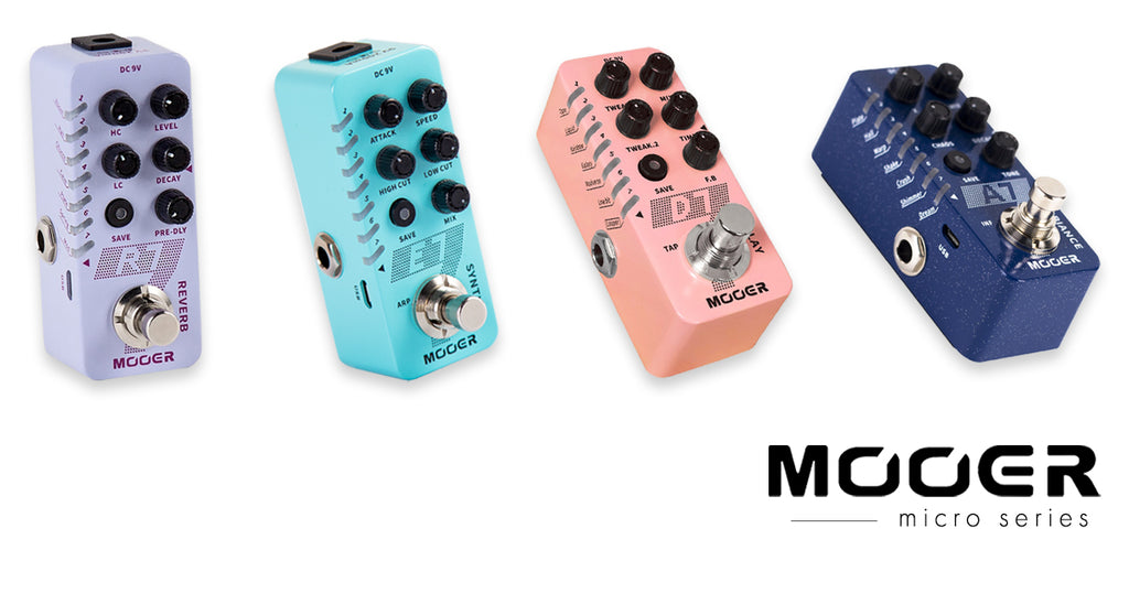 NEW Mooer Micro Series