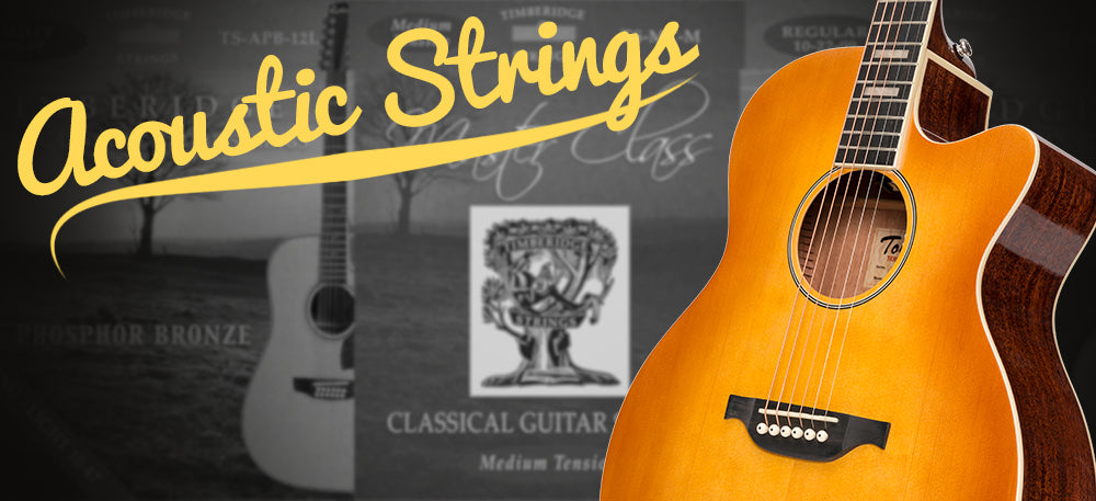 Acoustic Strings: Choosing What's Right For You