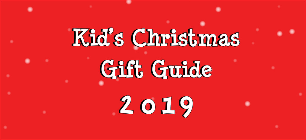 Kid's Christmas Gift Guide
