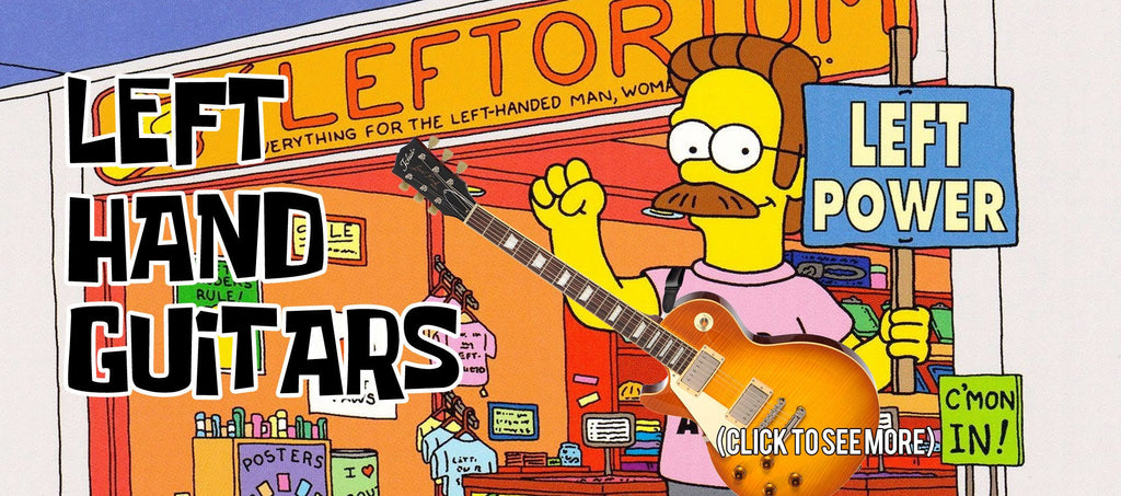 Great news for lefties....the Muso City 'Leftorium' is here!