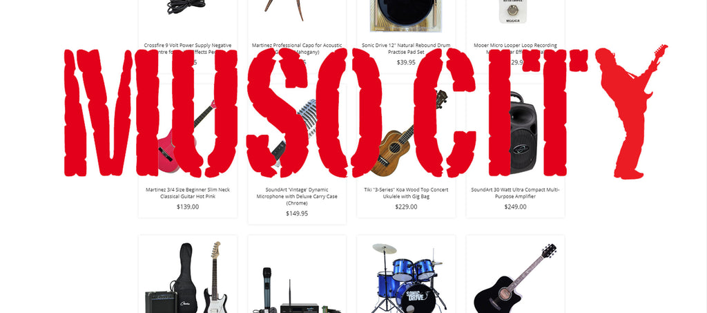 The new Muso City website is here!