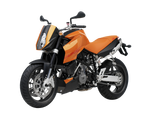 KTM 990 Super Duke  Power Commander V