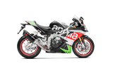Aprilia RSV4 2017-2019 Slip-On Line (Carbon) S-A10SO9-RC