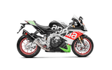 Aprilia TUONO V4 1100 2017-2019 Slip-On Line (Carbon) S-A10SO9-RC