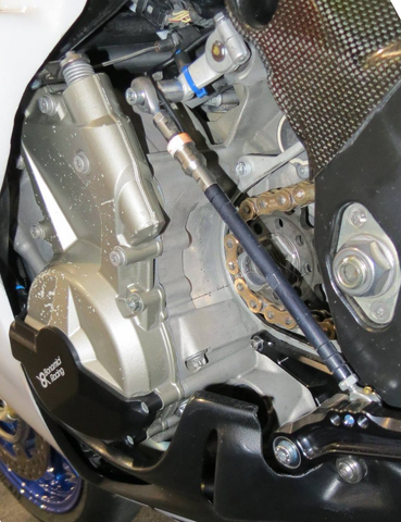 IRC QUICKSHIFTER / AUTO BLIPPER BMW S1000RR/HP4 2009>