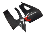 HONDA CBR600RR 2007-2018 PRO-FIBER Carbon Fiber Swingarm Covers (PAIR)