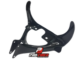 SUZUKI GSX-R 1000 2005-2006 PRO-FIBER Carbon Race Fairing Bracket with Clock Support