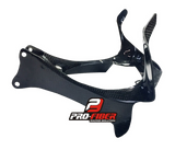 SUZUKI GSX-R 750 2011-2018 PRO-FIBER Carbon Race Fairing Bracket with Clock Support
