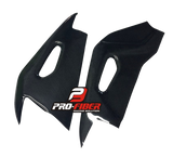 APRILIA RSV4 2015-2018 PRO-FIBER Carbon Fiber Swingarm Covers (PAIR)
