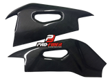 APRILIA RSV4 2013-2014 PRO-FIBER Carbon Fiber Swingarm Covers (PAIR)