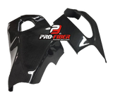 SUZUKI GSX-R 1000 2005-2006 PRO-FIBER Carbon Fiber Swingarm Covers (PAIR)