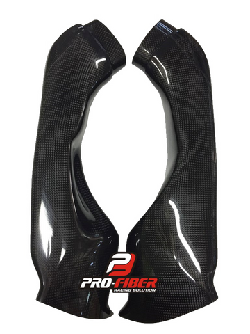 SUZUKI GSX-R 750 2011-2018  PRO-FIBER Carbon Race Air Intakes (PAIR)