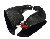 SUZUKI GSX-R 600 2011-2018  PRO-FIBER Carbon Race Air Intakes (PAIR)