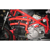 Ducati 1098 R/S 2007 - 2009 8 Piece Samco Sport Silicone Radiator Coolant Hose Kit