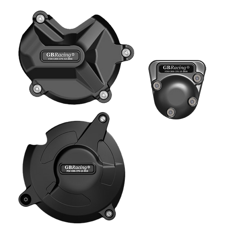 BMW S1000R GB Racing SECONDARY ENGINE COVER SET