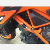 KTM 1290 Super Duke R 2013-2016 4 Piece Samco Sport Silicone Radiator Coolant Hose Kit