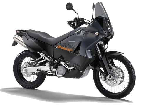 KTM 990 Adventure  Power Commander V
