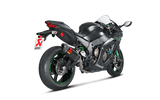 Kawasaki Ninja ZX-10R Slip-On Line (Carbon) S-K10SO16-HZC