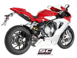 MV AGUSTA F3 800 2013 - 2016 SC-Project CR-T Muffler