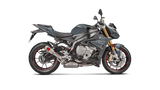 BMW S1000R 2017 - 2019 Slip-On Line (Titanium)  S-B10SO9-CUBT