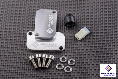 KTM 990 SMR / SMT Complete SAS Eliminator kit with Block Off plates