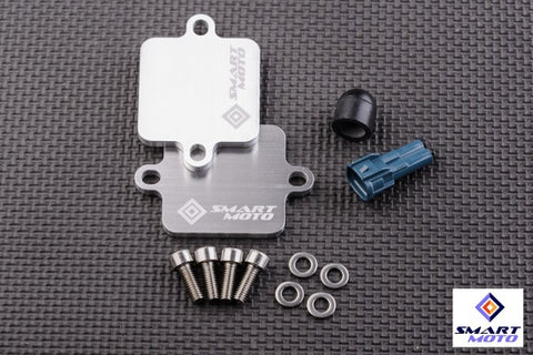 KAWASAKI ZX-10R Complete SAS Eliminator kit with Block Off plates