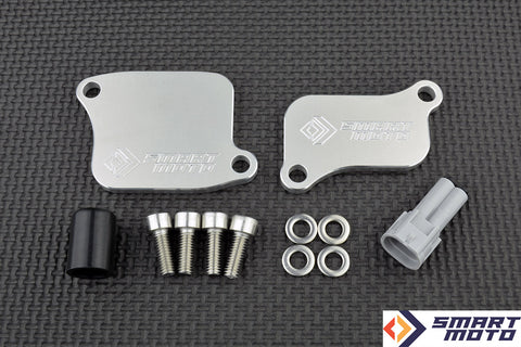TRIUMPH DAYTONA 675 Complete SAS Eliminator kit with Block Off plates