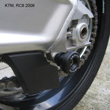 BMW S1000R GB Racing 8MM PADDOCK STAND / BOBBIN KIT