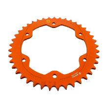 KTM 1290 SUPER DUKE R SITTA Racing rear Sprocket Orange