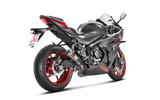 Suzuki GSX-R 1000 Slip-On Line (Titanium) S-S10SO13-CUBT