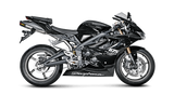 Triumph Daytona 675 Slip-On Line (Titanium) 09- S-T675SO3-HACT