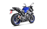 Yamaha MT-10/FZ-10 Slip-On Line (Titanium) S-Y10SO15-HAPT