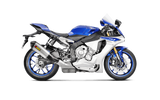 Yamaha YZF-R1 Slip-On Line (Titanium) S-Y10SO14-HHX2T