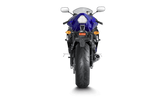 Yamaha YZF-R6 Slip-On Line (Titanium) S-Y6SO10-AHBT