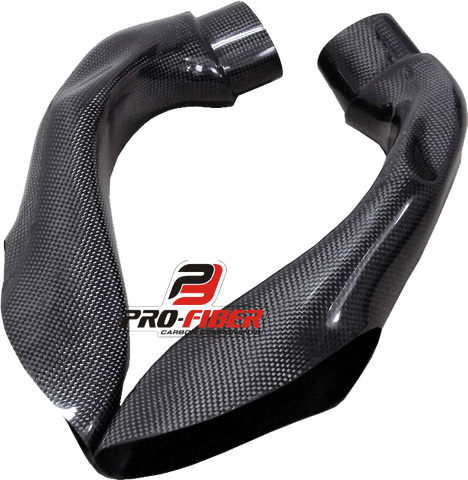 APRILIA RSV4 2009-2012 PRO-FIBER Carbon Race Air Intakes (PAIR)