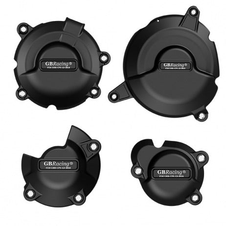 SUZUKI GSX-S1000 GB Racing ENGINE COVER SET