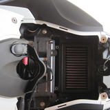 BMW F800GS K&N performance air filter
