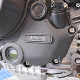 DUCATI 848 GB Racing OIL INSPECTION CLUTCH COVER