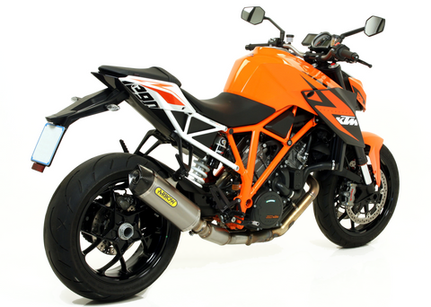 KTM 1290 Super Duke GT Arrow Link pipe to fit with Arrow or original silencer With CAT