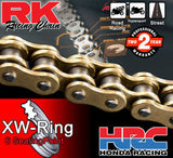 KTM 1290 SUPER DUKE R RK XW-RING CHAIN BLACK