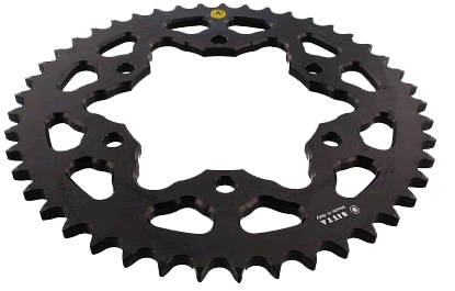 BMW S1000RR SITTA Racing rear Sprocket ALU PITCH 525 BLACK
