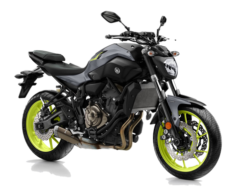 Yamaha MT-07 K&N performance air filter