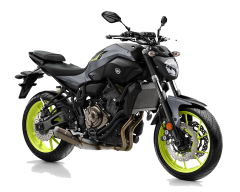 Yamaha MT-07 Power Commander